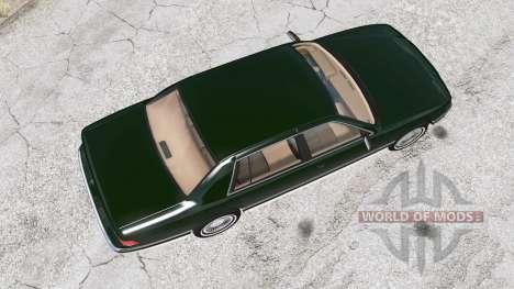 Gavril Grand Marshall LWB v0.2 for BeamNG Drive