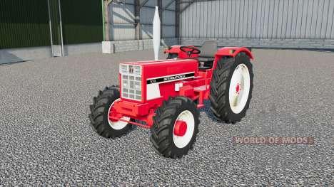 International 33-series for Farming Simulator 2017