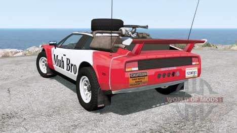 Civetta Bolide Gambler for BeamNG Drive