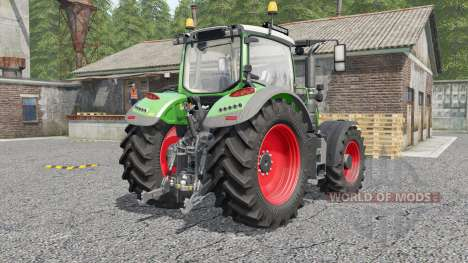 Fendt 700 Vario for Farming Simulator 2017
