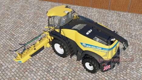 New Holland FR920 for Farming Simulator 2017