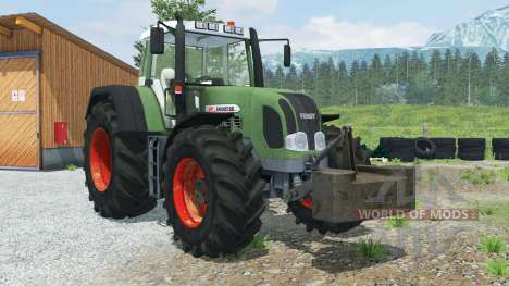 Fendt Favorit 926 Vario for Farming Simulator 2013
