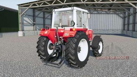 Steyr 8080A Turbo for Farming Simulator 2017