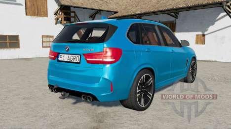 BMW X5 M (F85) 2015 for Farming Simulator 2017