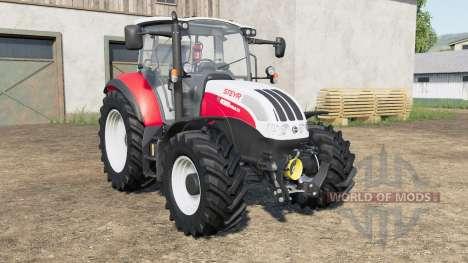 Steyr 4000 Multi for Farming Simulator 2017