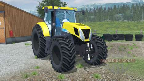 New Holland T7030 for Farming Simulator 2013