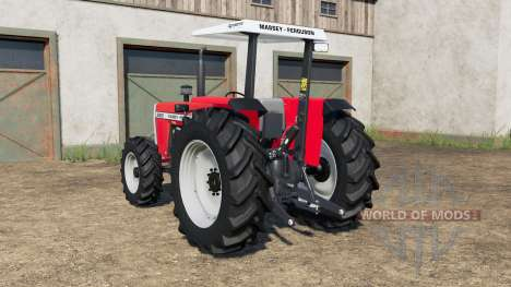 Massey Ferguson 200-series for Farming Simulator 2017