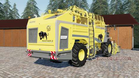 Ropa Panther 2 for Farming Simulator 2017