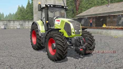 Claas Axion 800 for Farming Simulator 2017