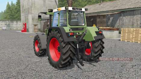 Fendt Favorit 500 C Turbomatik for Farming Simulator 2017