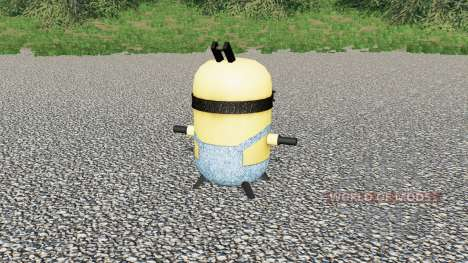 Minion weight for Farming Simulator 2017