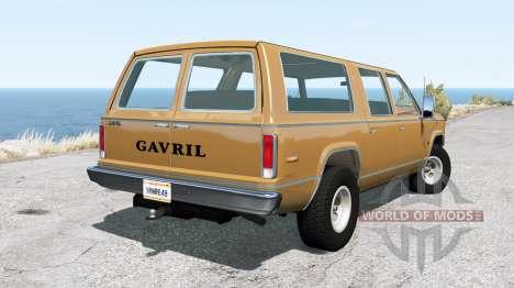Gavril D-Series 70s v0.7.5 for BeamNG Drive