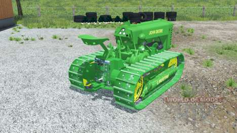 John Deere BO for Farming Simulator 2013