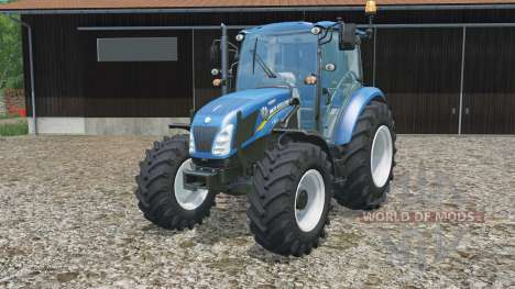New Holland T4.65 for Farming Simulator 2015