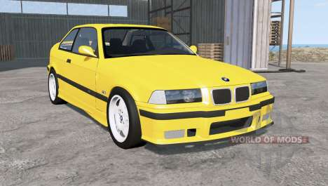 BMW M3 coupe (E36) 1993 for BeamNG Drive