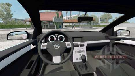 Opel Astra GTC (H) 2006 for American Truck Simulator