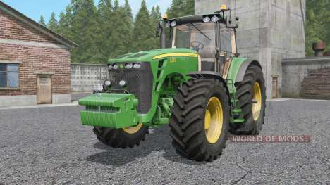 John Deere 8030-series for Farming Simulator 2017