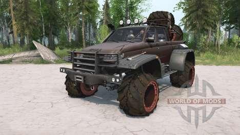 Yamal H-4 L 2013 for Spintires MudRunner