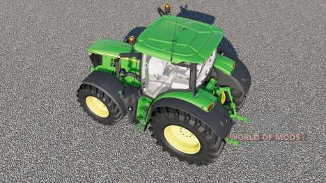 John Deere 6R-series for Farming Simulator 2017