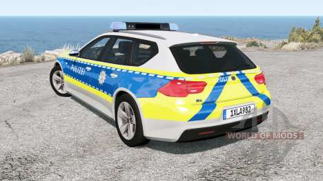 ETK 800-Series Polizei NRW for BeamNG Drive