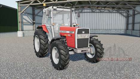 Massey Ferguson 390T for Farming Simulator 2017