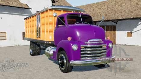 Chevrolet COE 1948 for Farming Simulator 2017