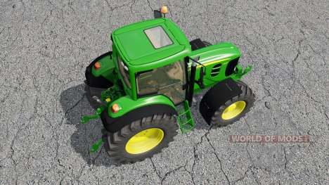 John Deere 7030 Premium for Farming Simulator 2017