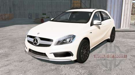 Mercedes-Benz A 45 AMG (W176) 2013 for BeamNG Drive