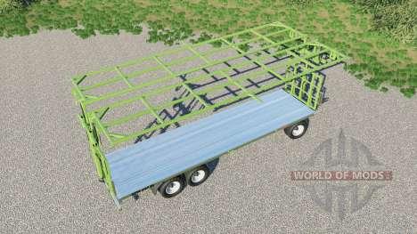 Fliegl DPW 210 for Farming Simulator 2017