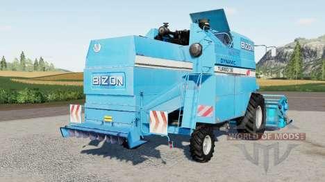 Bizon Dynamic Z115 Turbo 3B for Farming Simulator 2017