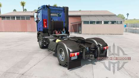 Mercedes-Benz Arocs AS 2013 for American Truck Simulator