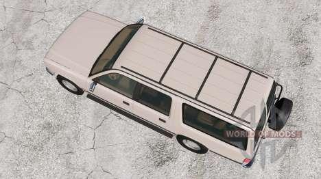 Gavril Roamer 1986 for BeamNG Drive