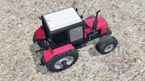 MTZ-1221.2 Belarus for Farming Simulator 2015