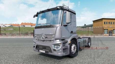 Mercedes-Benz Antos 1840 for Euro Truck Simulator 2