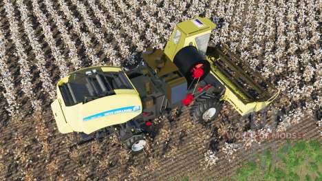 SK-5M Breeze cotton baler for Farming Simulator 2017