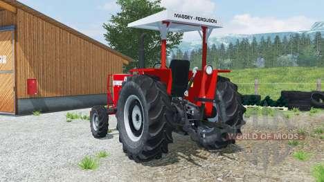 Massey Ferguson 265 for Farming Simulator 2013