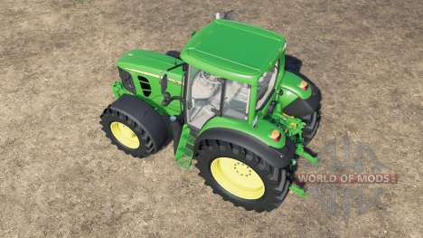 John Deere 6030 Premium for Farming Simulator 2017
