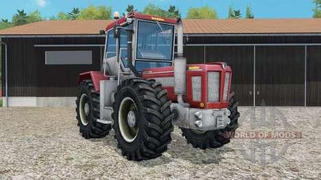 Schluter Super-Trac 2500 VL for Farming Simulator 2015