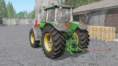 John Deere 8030-series for Farming Simulator 2017