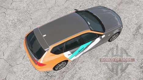 ETK 800-Series Telemobil v2.0 for BeamNG Drive