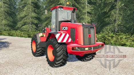 JCB 435 S for Farming Simulator 2017