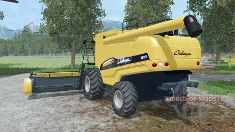 Challenger 680 B for Farming Simulator 2015
