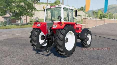 Steyr 8130A Turbo for Farming Simulator 2017