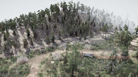 The rapid flow for Spintires MudRunner