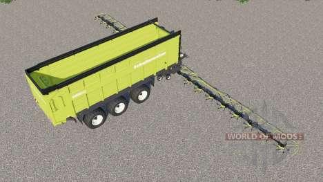 Schuitemaker Rapide 8400W for Farming Simulator 2017