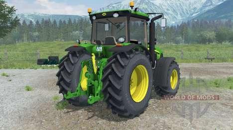 John Deere 7930 for Farming Simulator 2013