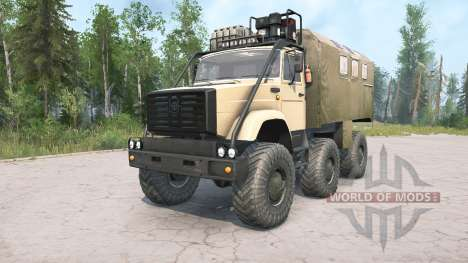 ZIL-4972 for Spintires MudRunner