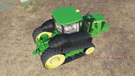 John Deere 9RT-series for Farming Simulator 2017