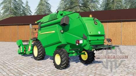 John Deere W330 for Farming Simulator 2017