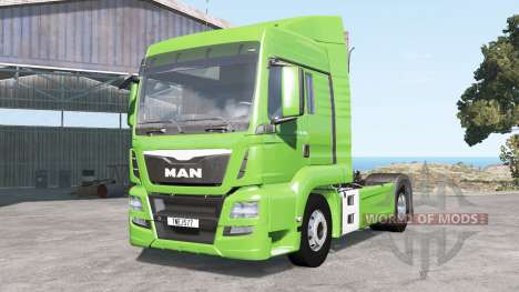MAN TGS 18.480 for BeamNG Drive